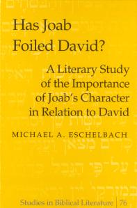 has joab foiled david