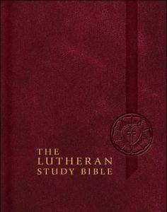 Lutheran Study Bible